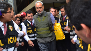Manuel Burga: expresidente de la FPF es llevado al Poder Judicial