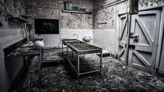 FOTOS: terroríficas imágenes de 8 morgues antiguas que fueron abandonadas