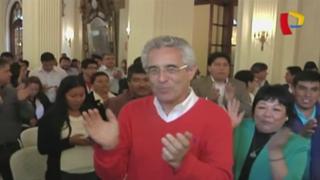 Somos Perú anuncia alianza para próximas elecciones