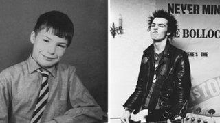 FOTOS: así se veían las estrellas de rock más excéntricas cuando eran inocentes criaturas