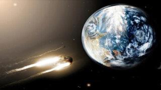Revelan fotos del asteroide 'navideño' que pasará esta noche cerca a la Tierra