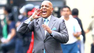 Bloque Deportivo: Mosquera fue presentado como nuevo DT de Alianza Lima