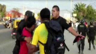 Bloque Deportivo: salvaje agresión en la semifinal de la Copa Perú