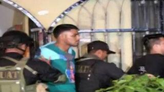 Policía captura a presunto asesino de Wilbur Castillo