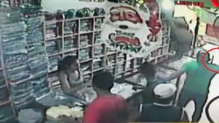 Piura: delincuentes roban miles de soles de agente bancario