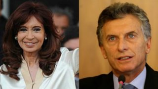 Mauricio Macri recibe mando presidencial sin Cristina Fernández