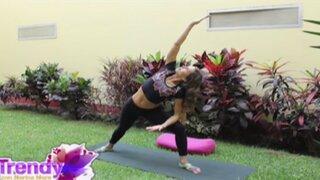 Trendy: conozca los beneficios de practicar el yoga terapéutico
