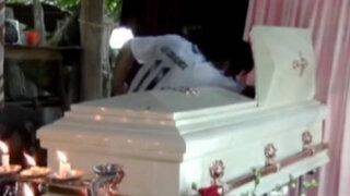Pucallpa: anciana muere tras ser inyectada en campaña de salud municipal