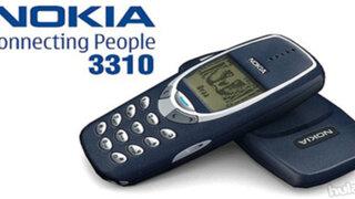 ¿Qué sucede cuando un tanque pasa por encima de un Nokia 3310?