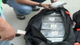 Capturan a sujeto que trasladaba varios kilos de droga en Andahuaylas