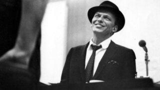 EEUU: se cumplen 100 años del nacimiento de Frank Sinatra