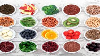 Doctor en Familia: ¿Cuáles son los alimentos ideales para evitar el envejecimiento?