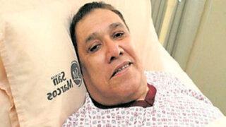 Amputan pierna a 'Gordo Casaretto' por cuadro de infección