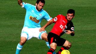 Sporting Cristal y Melgar igualaron 2-2 en la primera final del Descentralizado