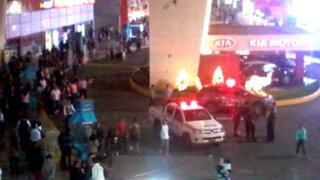 Mega Plaza: reportan saqueos en centro comercial de Independencia