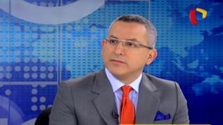"""Pedro Tenorio: """"Campaña electoral empezará con más enfásis en enero"""""""