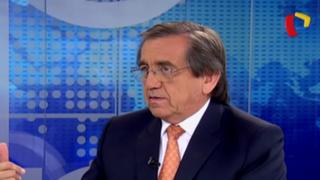 """Jorge del Castillo: """"César Acuña es el candidato de fondo del Gobierno"""""""