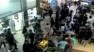 MegaPlaza: ¿qué fue lo que originó el incidente en el centro comercial?