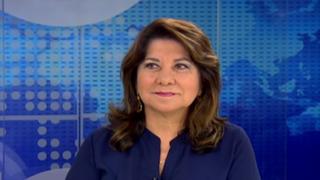 """Martha Chávez: """"Me sentiría dolida si nos dicen que no vamos por ser antiguos"""""""