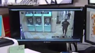 ¿Qué pasó en MegaPlaza? revelan videos de las cámaras de seguridad