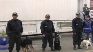 Plan de seguridad en Mesa Redonda por fiestas de fin de año