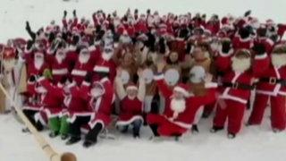 Reino Unido: así se viven los días previos a la Navidad
