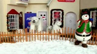 Atractivas opciones para disfrutar del ambiente navideño en centros comerciales