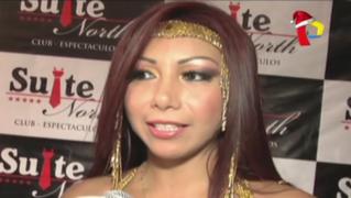 Panamericana Espectáculos: Deysi Araujo y su singular anuncio