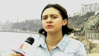 Costa Verde: asaltan a productores mexicanos en plena grabación