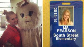 FOTOS: Kaitlin Pearson, la dulce maestra de primaria que guardaba un 'oscuro' secreto