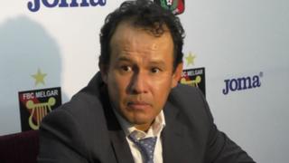 Melgar campeón: Juan Reynoso ingresó a la historia del cuadro 'Dominó'