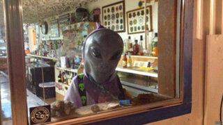 FOTOS: un recorrido por la enigmática Carretera de los Extraterrestres en Nevada