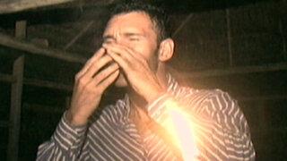 Iquitos: canadiense asesinó a británico durante ceremonia de ayahuasca