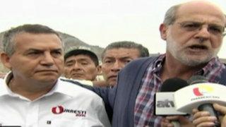 Daniel Abugattás cambia de opinión y decide continuar en la política