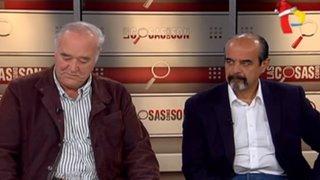 García Belaunde y Mauricio Mulder hablan sobre panorama del proceso electoral