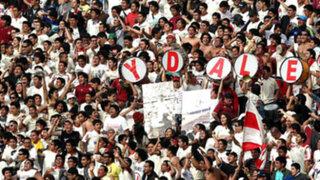 Universitario: miles de hinchas vibraron con el 'Universo crema'