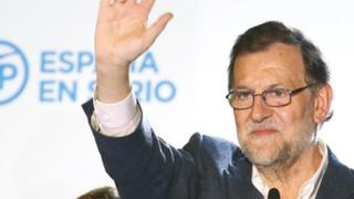 Elecciones en España: Triunfa Rajoy, pero sin mayoría suficiente para gobernar