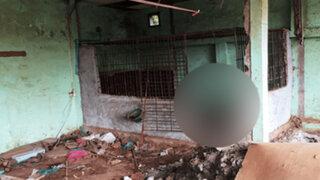FOTOS: querían atrapar a un narcotraficante en su casa pero lo que encontraron fue impactante