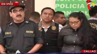 Presentan a mujer que agredió a policía femenina durante operativo