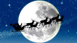 La Navidad tendrá Luna Llena por primera vez desde 1977