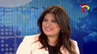"""Carmen Omonte: """"Renuncias fortalecen a Perú Posible"""""""