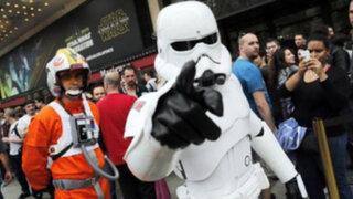Fanático de Star Wars VII mata a sujeto que le contó el final de la película