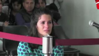Eva Bracamonte recibirá sentencia este 29 de diciembre