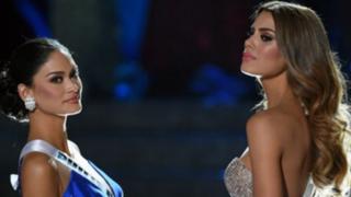 Miss Universo 2015: errores en los concursos de belleza