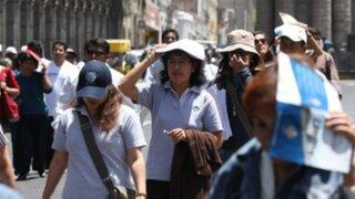 Senamhi: temperatura en Lima Este llegará hasta los 30 grados este fin de semana
