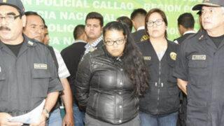 Procesan a mujer que agredió a policía femenina en el Callao