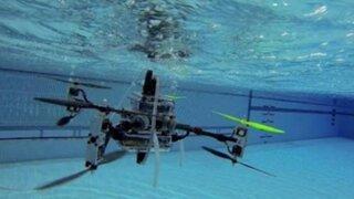 VIDEO: imágenes registradas por 'extraño' drone que parecen no reales