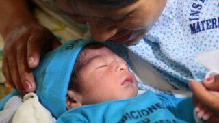 Maternidad de Lima: tres bebés nacieron en Navidad y son mujeres