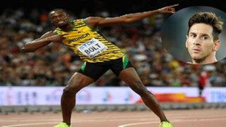 Usain Bolt superó a Messi como mejor deportista del 2015