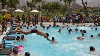 Bienvenidos a 'Perulandia', el centro de recreación para disfrutar en familia